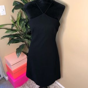 NWOT BCBG Black Dress